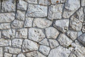 Steinmauer Aus Polen Bitmet
