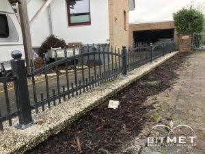 Bitmet - Gartenzäune aus metall